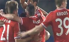 Ribery zabio golčinu protiv Eintrachta, pogodak Iličevića u Hannoveru