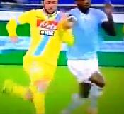 Luda utakmica Fiorentine i Verone, Napoli slavio u Rimu