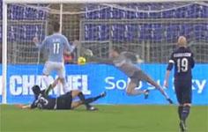 Klose u završnici donio tri boda Laziju protiv Intera