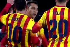 Barca se vratila u formu: Hat-trick Tella, tri Messijeve asistencije