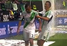 ManUtd opasno ugrozio osminu finala Lige prvaka, velika pobjeda Wolfsburga