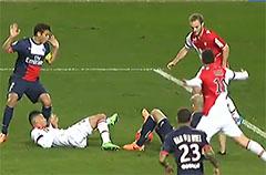 Veliki derbi Monaca i PSG-a bez pobjednika