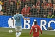 Edin Džeko postigao dva gola Manchester Unitedu, City slavio 3:0 na Old Traffordu