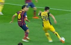 Barcelona nije uspjela slomiti Atletico