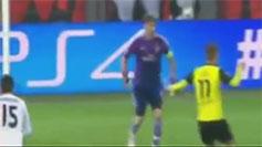 BORUSSIA (D) – REAL M. 2:0 Real teško do polufinala, Mkhitaryan promašivao nemoguće!