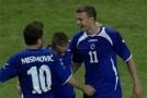 Pogba srušio Nizozemce , Džeko Ciprane , Benteke je zabio gol za 7 sekundi te ušao u povijest