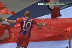 Sudac i Robben za dvostruku krunu: Bayern u produžetku slomio Borussiju