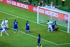 Godin poslao Italiju kući, Suarez ponovno ugrizao!
