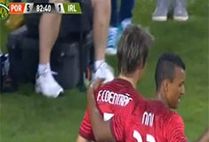Portugal i Ronaldo razbili Irsku