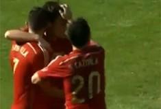 Španjolska uvjerljiva protiv Salvadora ; Engleska neriješeno protiv Hondurasa