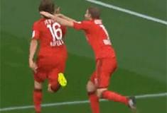 Bundesliga: Jedvaj pogodio za pobjedu Bayera , pobjede Bayerna i Leipziga