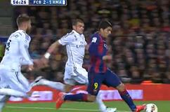 Messi poslao Modrića u prazno i otvorio golijadu, Barca odnijela pobjedu , neviđeni kiks u pobjedi Intera nad Chelseajem ,