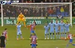 Crystal Palace kod kuće šokirao Manchester City i izbacio ga iz utrke za naslov prvaka