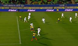 Sjajne utakmice na Copi; Ekvador skoro stigao nemoguće
