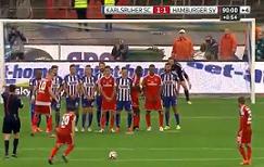 HSV se spasio golom u 91. minuti: Pogodio rašlje za ostanak u ligi
