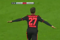 Pobjeda Bayerna i HSV-a , remi Moenchengladbacha