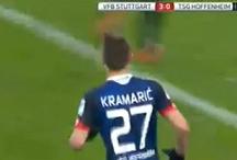 Kramarić spašava njemačkog davljenika, pobjede Bayerna i Herthe