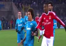 Benfica srušila Zenit u Rusiji , Ibra i PSG izbacili Chelsea iz Lige prvaka