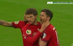 POTOP NA ALLIANZ ARENI UZ PORUKU 'DOĐITE NAM OPET' Goropadni Bayern najdražu mušteriju pobijedio sa 8:0! Poraz B. Leverkusena , pobjede RB i Dortmunda