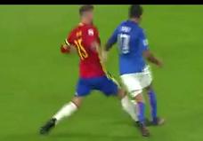 Italija se spasila protiv Španjolske , Srbija uvjerljiva protiv Moldavije , remi Austrije i Walesa