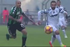 Juventus upisao i 17. pobjedu, Džeko pogodio u porazu Rome , Napoli i Palermo remizirali