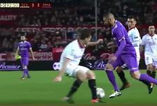 Real izbacio Sevillu i kasnim golom spasio rekordni niz kojim je prestigao i Barcu!