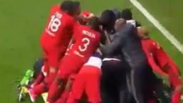 ManU, Lyon, Ajax i Celta izborili polufinale Europa Lige, Mitrović tragičar