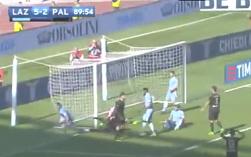 Ludnica u Italiji: Jurić srušio Inter, Kalinić promašio penal, pogodak Santinija , Lazio je u sjajnoj utakmici pobijedio Sampdoriju 7-3