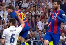 Genijalni Messi bacio u očaj Modrića i Ronalda, majstor Rakitić asistirao i zabio golčinu ; pobjeda Monaca na gostovanju kod Lyona