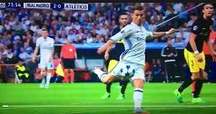 Cristiano Ronaldo potopio Atletico i doveo Real na prag finala Lige prvaka