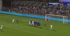Rijeka je otvorila kvalifikacije za Ligu prvaka pobjedom na Rujevici protiv velškog prvaka The New Saintsa 2-0