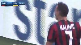 Pobjede Juventusa, Napolija, Rome i Milana, pogodak Kalinića