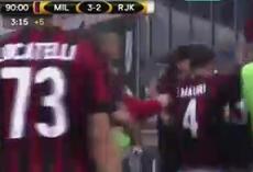 Tragikomičan poraz Rijeke u Milanu , Vlašić postigao prvijenac, Everton ipak remizirao
