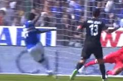 Novi posrtaj Milana; Strinić i društvo na koljena bacili velikana , Inter se dugo mučio, slomio je Genou tek u samoj završnici utakmice