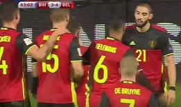 Belgija u ludoj golijadi ostavila BiH bez SP-a, Grcima velika prilika , Šveđani nabili gol razliku