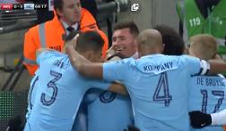 GUARDIOLA UZEO PRVI TROFEJ S GRAĐANIMA: Manchester City protutnjao Wembleyjem protiv Arsenala