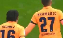 Kramarić prekinuo golgeterski post; Pjaci sreća okrenula leđa