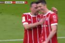 BAYERN ZABIO ŠEST GOLOVA HSV-U: Lewandowski dao hat-trick, briljirale i legende na odlasku