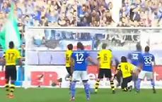 Blamaža ManU-a na Old Traffordu; City je engleski prvak ; Schalkeu derbi protiv Borussije