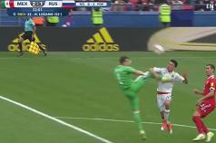 DOMAĆINE UNIŠTILA POGREŠKA VRATARA: Rusi ispali nakon kiksa Akinfejeva, Meksiko i Portugal u polufinalu
