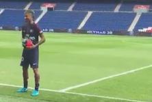 Neymar predstavljen pred novinarima: Srce mi je reklo da idem u PSG, želim nove trofeje