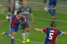 Pobjeda Manchestera Uniteda u Moskvi , Basel razbio Benficu , preokret Chelsea u Madridu