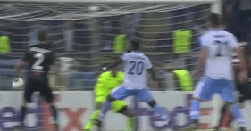 Brezovec je srušio Lokomotiv; Lazio maksimalan , Partizan srušio Dinamove 'krvnike' , Zvezda izdržala kod Arsenala!