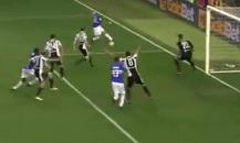Sampdoria srušila Juventus, Torinu samo bod protiv Chieva ; Rodelin u 93. minuti spasio Caen i donio mu bod protiv Nice