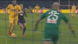 Juventus golom Higuaina savladao Napoli na San Paolu, Džeko strijelac u sigurnoj pobjedi Rome protiv SPAL-a ; Dijon nakon velikog preokreta pobijedio Bordeaux