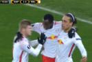 Leipzig razbio Mainz, Werner im opet zabio hat-trick , Augsburg s lakoćom odnio bodove iz Gelsenkirchena
