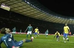 Remi Engleske i Italije , Brazil golom Gabriela Jesusa zasluženo pobijedio bezopasnu Njemačku , Francuske savladala Rusiju