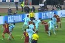 Roma posramila veliku Barcelonu, poništili poraz od 4-1 i plasirali se u polufinale , Liverpool slavio i u uzvratu u Manchesteru te zasluženo ide u polufinale