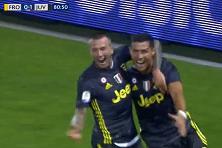 BARCELONA KIKSALA NA CAMP NOU ; Juventus visio sve do završnice, a onda se ukazao Ronaldo , Atalanta otela Rossonerima bodove u sudačkoj nadoknadi