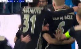 Europa će dobiti novog šampiona: Ajax izbacio Real iz Lige prvaka! Tottenham slavio i u Dortmundu